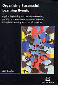 Organising successful learning events book