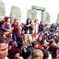 Festivals at Stonehenge